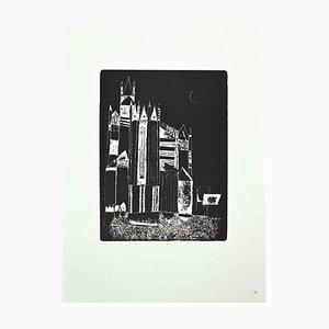 Franco Gentilini - The Castle - Franco Gentilini - 1970s