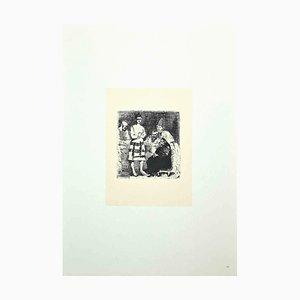Franco Gentilini - Figures - 1970s