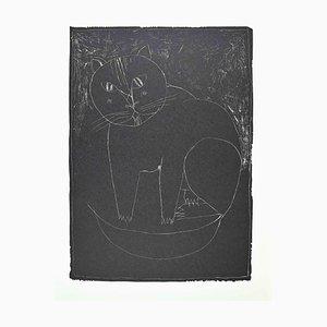 Franco Gentilini - Black Cat - 1970s