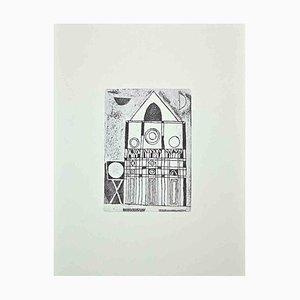 Franco Gentilini - The Cathedral - 1970s