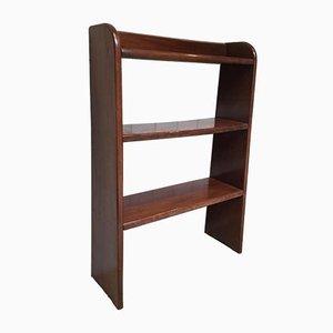 Solid Mahogany Bookcase, 1930s