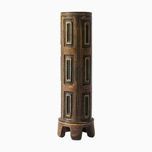 Farsta Rust Vase by Wilhelm Kåge for Gustavsberg