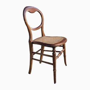 Antique Cane Chair