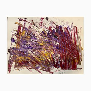 French Abstract Contemporary Art by Jérémie Rebourgeard - Entity Acclaim 2020