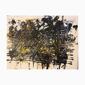 French Abstract Contemporary Art by Jérémie Rebourgeard - Ascent Particular, 2020