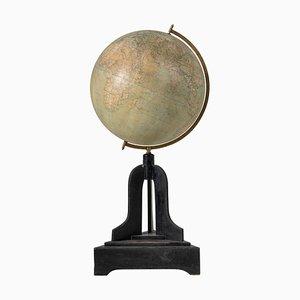 Early 20th Century Large Antique Swedish Globe