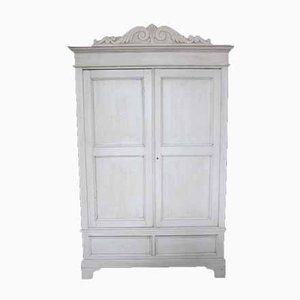 Italian Lacquered Cabinet, 1800s