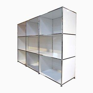 Shelf by Fritz Haller for USM Haller