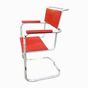 Metal Chair from Doctor's Surgery