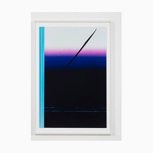 Elizabeth McAlpine, Ends (Sprayed Sound), 2017, C-Type Print
