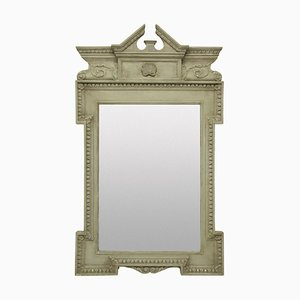 William Kent Style Painted Mirror