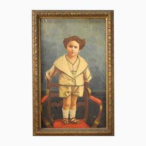 Portrait of a Child, 1921