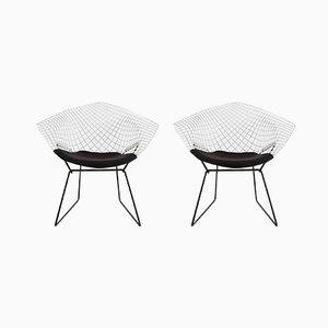 Diamond Chair by Harry Bertoia for Knoll Inc / Knoll International