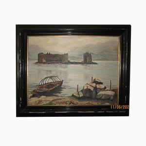 Oil Painting on Marine Plywood