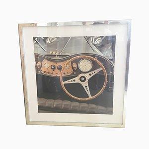 Pulman, MG Steering Wheel, Photograph