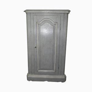 Corner Cupboard in Distressed Lacquer