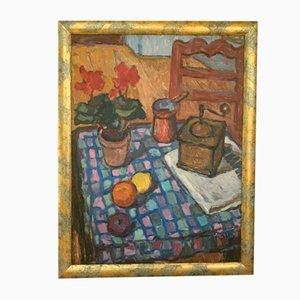 Impressionist Painting by Dalma Kakusz (1914-1991)
