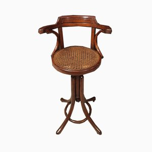 Child's Cane High Chair