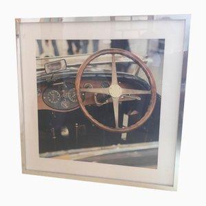 Pulman, Steering Wheel, Photograph
