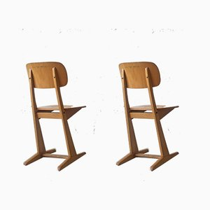 Chairs by Karl Nothhelfer for Casala, 1#960s, Set of 2