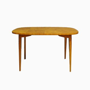 Oval Coffee Table from Möbelbolaget, Tranås