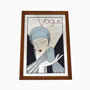 Art Deco Style Vogue Mirror