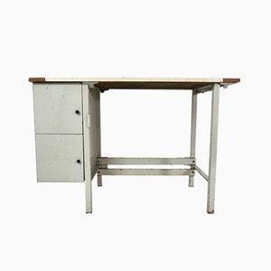 Industrial Desk or Workbench, 1950s