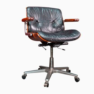 Vintage Swiss Desk Chair by Martin Stoll for Giroflex