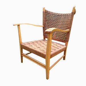 Armchair by Adrien Audoux & Frida Minet, 1960s