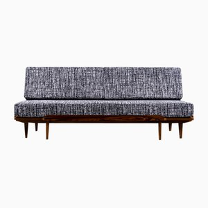 Reupholstered Daybed from Jitona, CSSR, 1960s