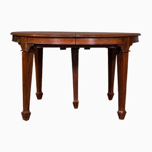 Antique Colonial Campaign Table
