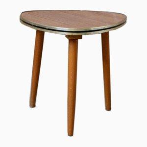 Mid-Century Tripod Table