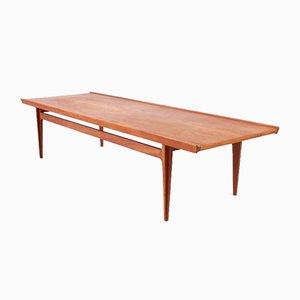 Large Coffee Table by Finn Juhl for France & Son, Denmark