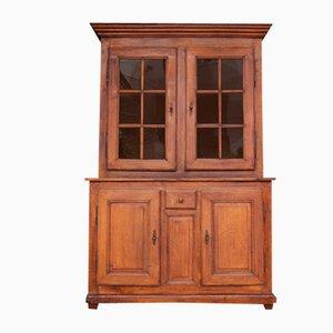 Oak Kitchen Cabinet, 19th Century