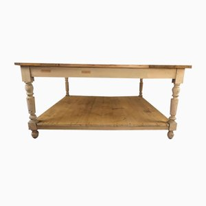 Square Worktable