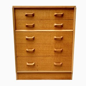 Vintage Chest of Bedroom Drawers from G-Plan