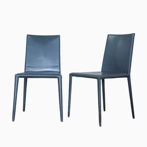 Italian Dining Chairs from Arper, Set of 8