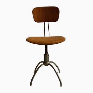 Model 330 Architect's Swivel Chair from Ama Elastik, 1950s