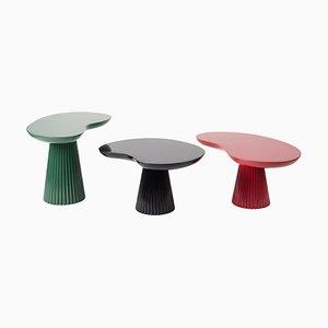 Homage to Miro Tables by Thomas Dariel, Set of 3