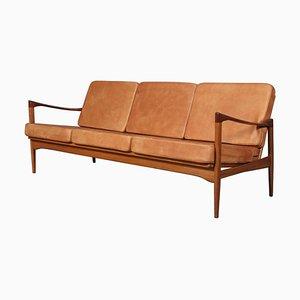 Three Seater Kandidaten Sofa by IB Kofod-Larsen
