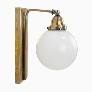 Art Deco Adjustable Wall Lamp, 1930s