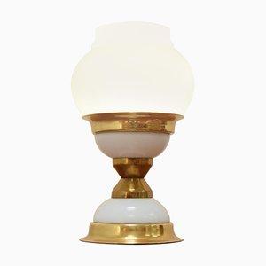 Mid-century Table Lamp by Jablonecka Sklarny, 1970's