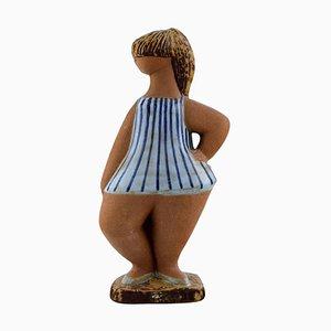 Figure Dora by Lisa Larson for Gustavsberg, 1970s