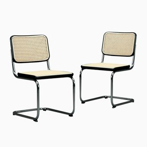 Bauhaus S 32 V Cantilever Chair from Thonet