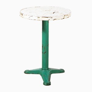 French Small Tolix Gueridon Table, 1950s