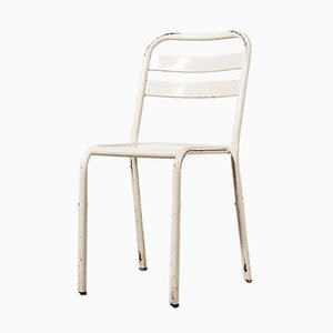 French T2 Dining Chair from Tolix, 1950s