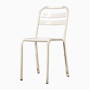 French T2 Dining Chairs from Tolix, 1950s, Set of 12