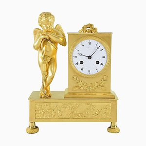 Small Empire Period Clock
