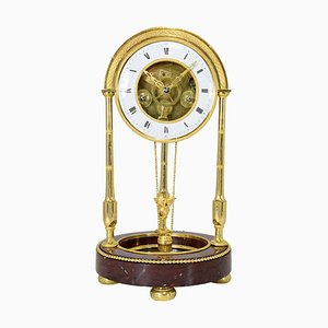 Directoire Well Clock, Late 18th Century