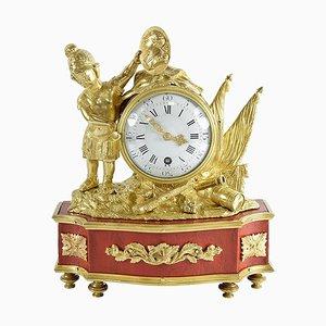 Small Louis XVI Clock, 18th Century